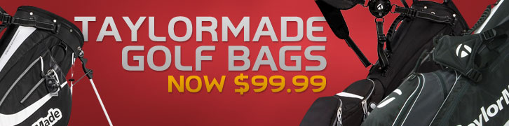 TaylorMade Golf Bags Now $99.99