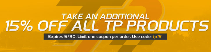 Add'l 15% Off TP Products