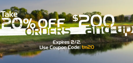20% Off Orders $200 and Up