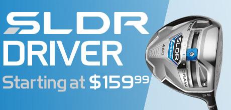 SLDR Driver Starting at $159.99