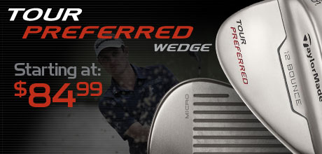 Tour Preferred Sand Wedge - Starting at $84.99