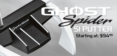 Ghost Spider Si Putter Starting at: $94.99
