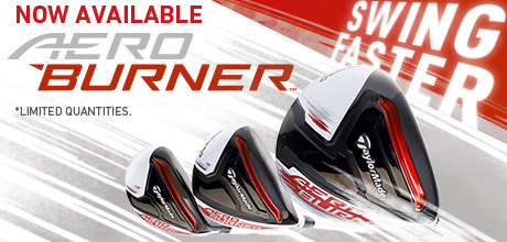 AeroBurner Family - Now Available - Swing Faster